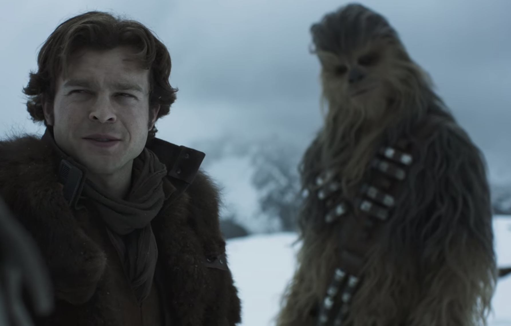 The Han Solo trailer is cool, but where is our stand-alone Emilia Clarke Star Wars movie?