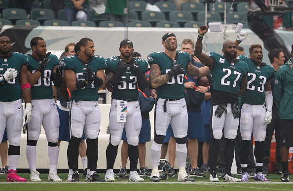 At least three Eagles players will boycott the visit to the White House, and we get it