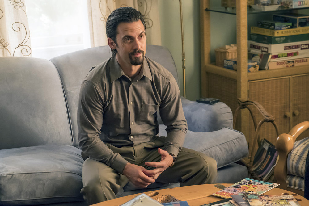"Milo Ventimiglia shared some behind-the-scenes pictures from the ""This Is Us"" fire, and we're broken all over again"