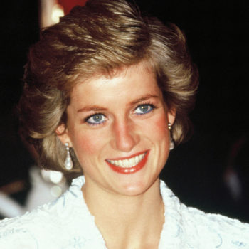 Princess Diana was a Philadelphia Eagles fan, and we've got photographic proof