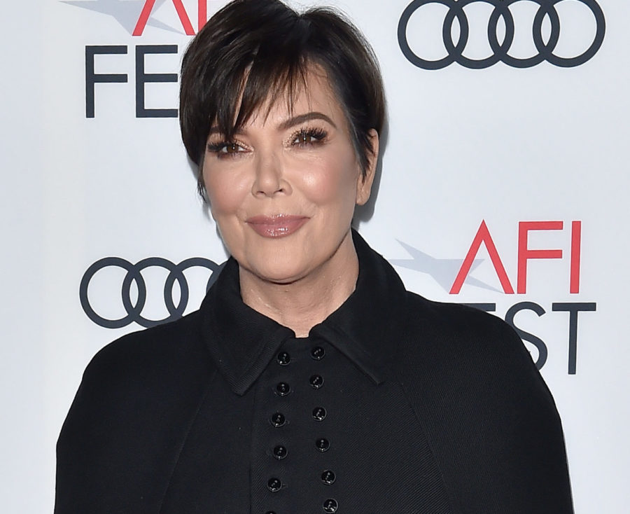 Kris Jenner broke Chrissy Teigen's coffee table during a Super Bowl party, and LOL