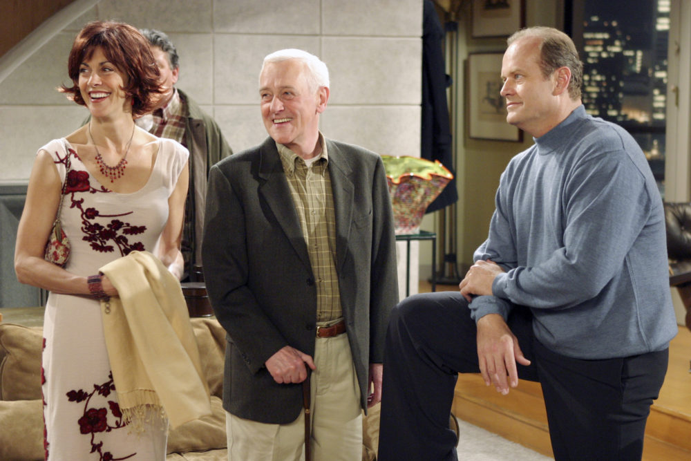 "John Mahoney, the father from ""Frasier,"" has passed away at 77"