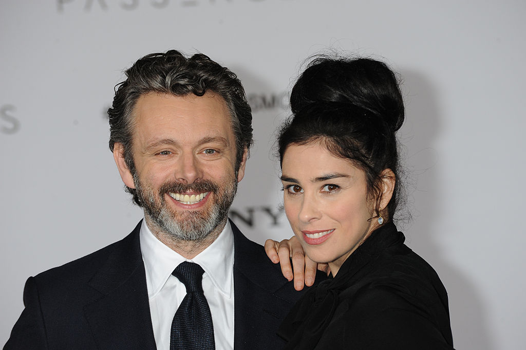 Sarah Silverman announced her breakup with Michael Sheen in the chillest tweet possible