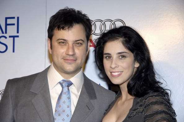 9 things you probably forgot about Jimmy Kimmel and Sarah Silverman's relationship