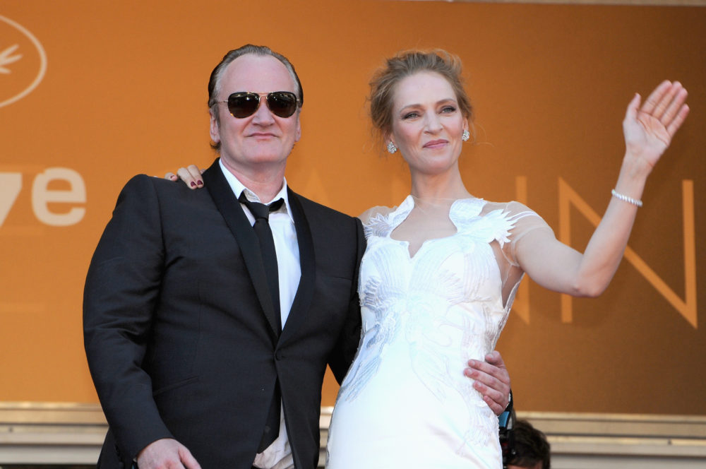 Quentin Tarantino says he remembers the day of the car crash differently than Uma Thurman, and of course he does