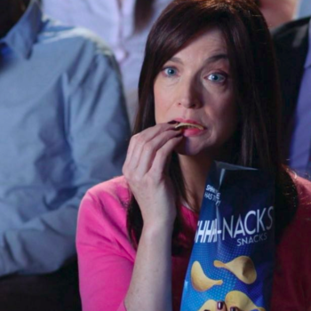 Didn't Amy Schumer already invent those silent lady chips?