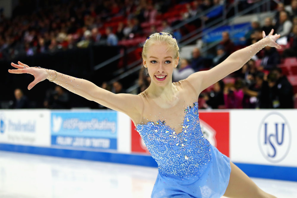 Meet Bradie Tennell, the Team USA figure skater everyone's talking about