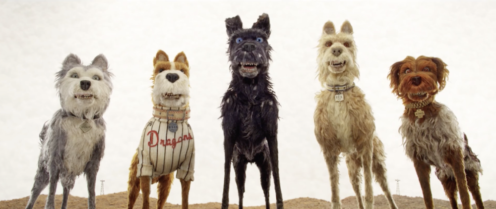 "The first scene from ""Isle of Dogs"" has hit the internet, and we give this movie 11/10"