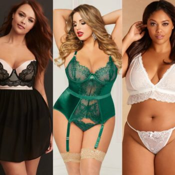 If you have big boobs, here are 17 lingerie pieces that are perfect for Valentine's Day