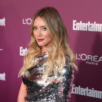 Hilary Duff just confirmed she's playing Sharon Tate with one stunning Instagram picture