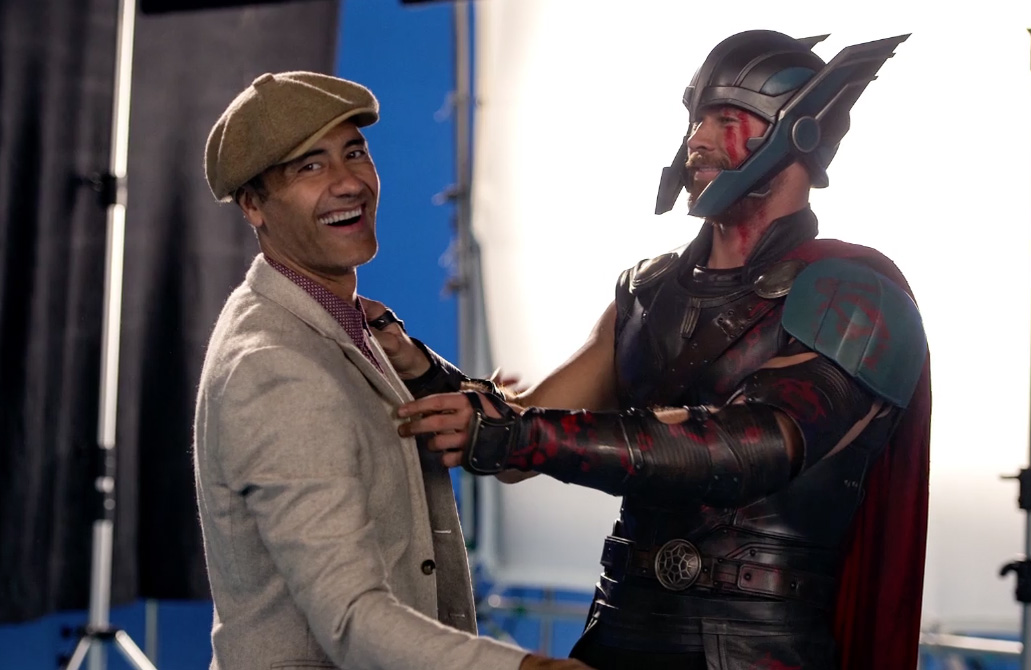 "Taika Waititi made ""Thor: Ragnarok"" to get more Twitter followers, which is relatable AF"