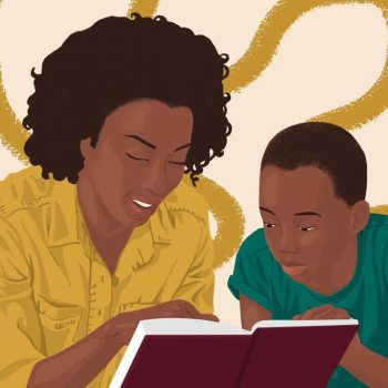 Teaching Black excellence to my son during Black History Month