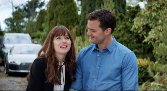 """Here are all the """"Fifty Shades Freed"""" clips we could find to tide you over until Friday"""