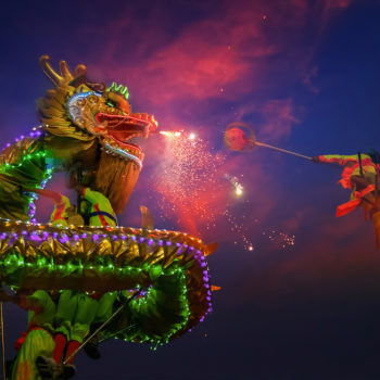 Which countries celebrate Chinese New Year? Festivities aren't limited to China