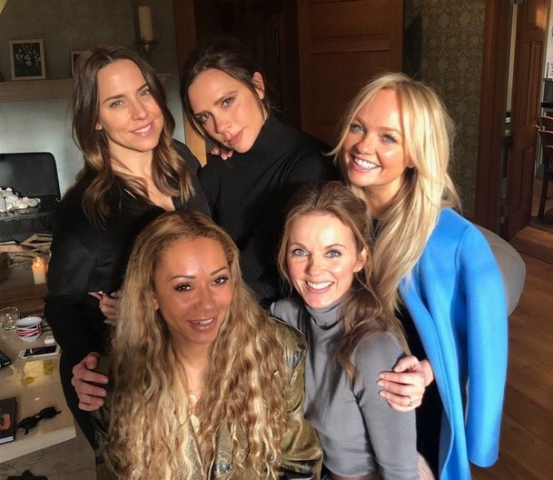 Stop right now: The Spice Girls may be reuniting for a tour!