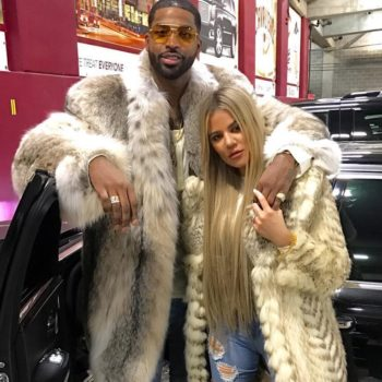 Does Tristan Thompson have any other kids?