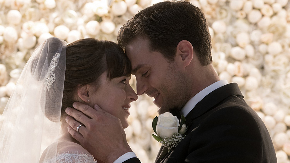 "Here's where you can stream the ""Fifty Shades Freed"" soundtrack, just in time for Valentine's Day sexy time"