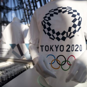 The 2020 Summer Olympics already sound like they're going to be epic