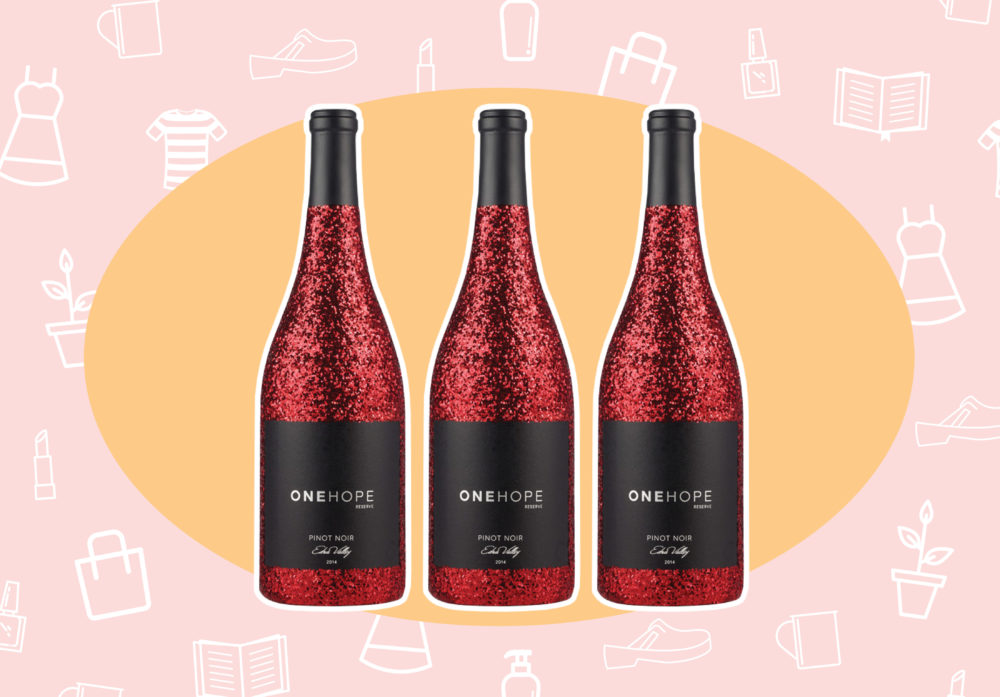 WANT/NEED: Romantic Valentine's wine in a super snazzy bottle, and more stuff you want to buy