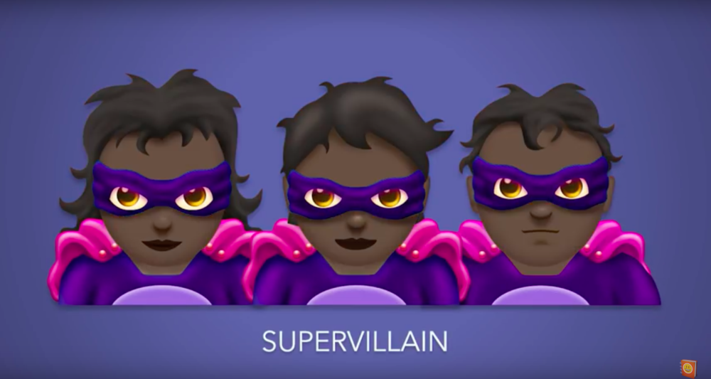 See the new 2018 emojis here — now including redheads and supervillains