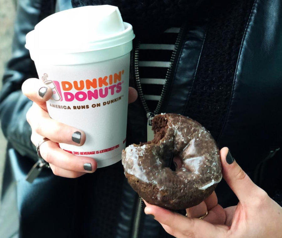 Dunkin' Donuts will be phasing out its signature styrofoam cups