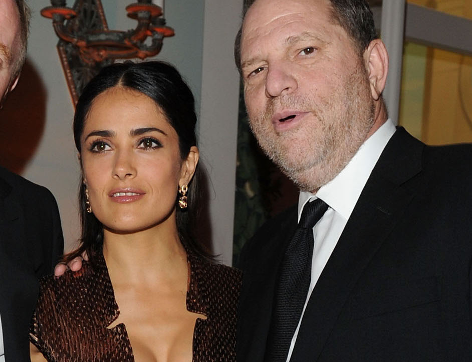 Salma Hayek's reason for waiting so long to share her Harvey Weinstein story is too common among survivors of abuse