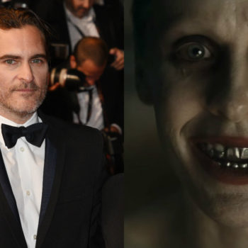 Joaquin Phoenix will officially be DC's next Joker, so he should start practicing his maniacal laugh now