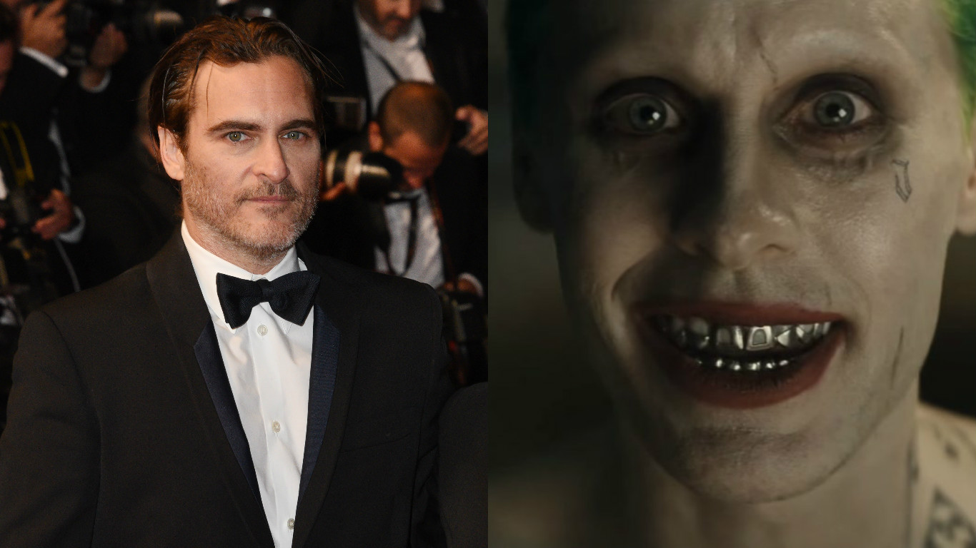 Joaquin Phoenix might be DC's next Joker, so he should start practicing his maniacal laugh now