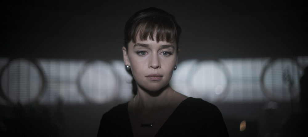 Welp, Emilia Clarke is already hinting her character's going to die in the Young Han Solo movie