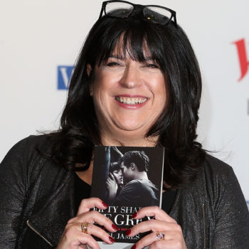 """5 surprising facts about the author of """"Fifty Shades of Grey"""" that you probably didn't know"""