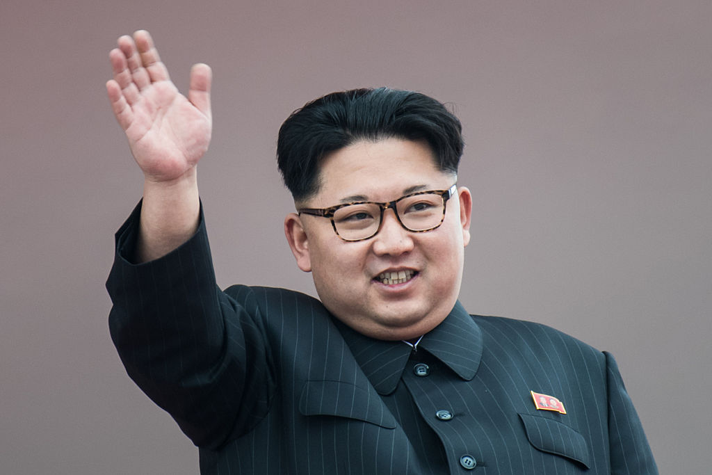 Will Kim Jong-un be at the 2018 Olympics? That would be awkward