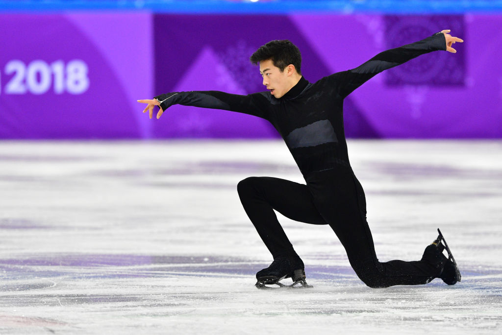 Who S Nathan Chen Dating Here S What We Know Hellogiggles