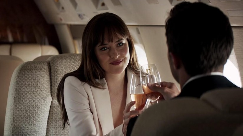 "9 of the funniest lines in ""Fifty Shades Freed,"" a movie that is really not trying to make you laugh"