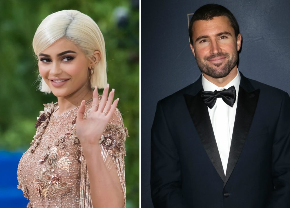 Turns out Kylie Jenner's brother Brody didn't know she was pregnant either