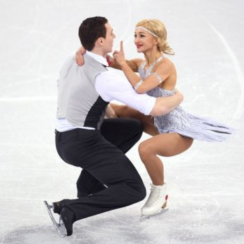 Meet Aliona Savchenko and Bruno Massot — the German figure skaters the whole world is talking about