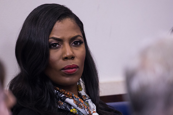 "Omarosa just threw so much shade at Trump on ""Celebrity Big Brother"""