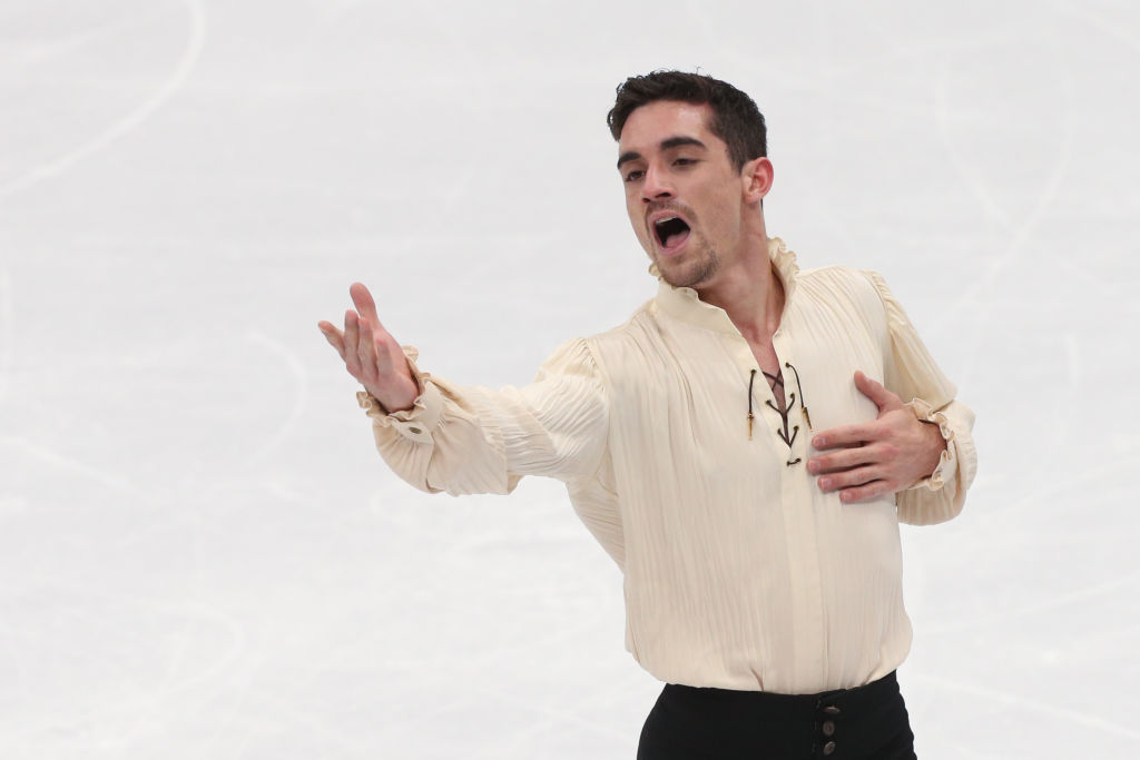 Who is Javier Fernandez dating? He's part of a major power couple