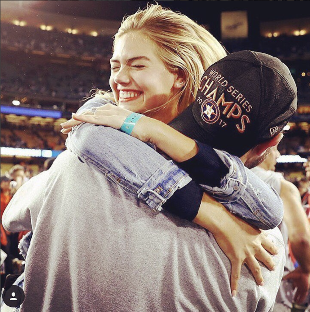 Kate Upton and Justin Verlander are the cutest couple to ship right now and we have the receipts
