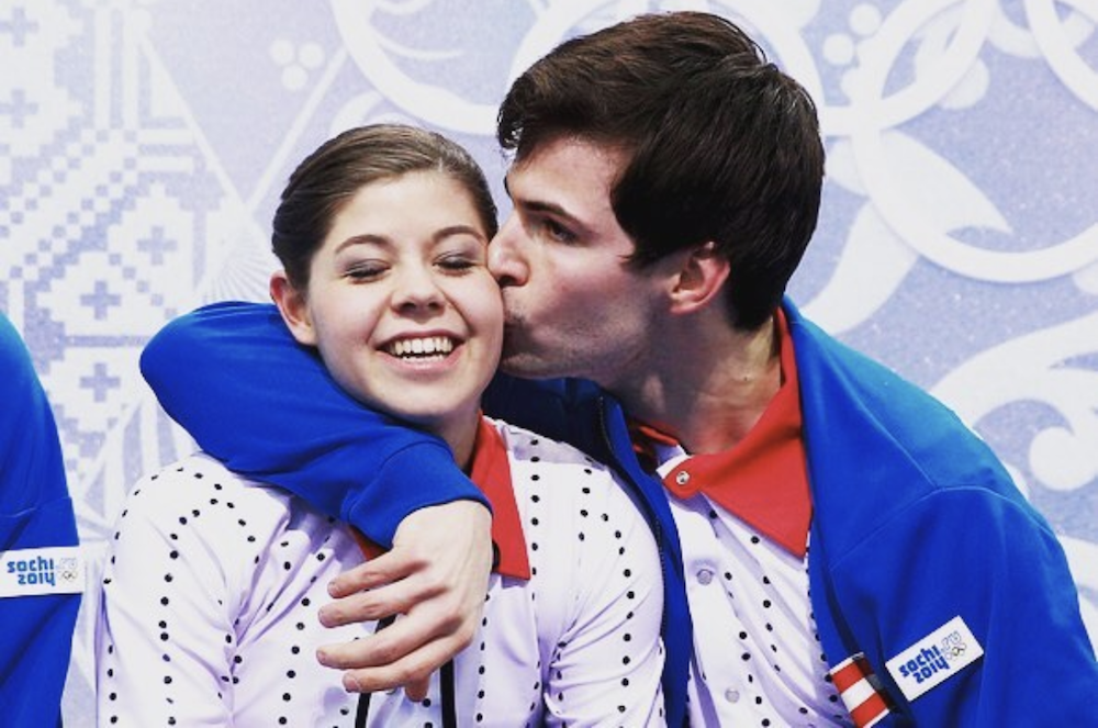 Say hello to Miriam Ziegler and Severin Kiefer, Austria's figure skating champs