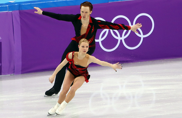 Meet Russian figure skating partners and real-life couple Evgenia Tarasova and Vladimir Morozov