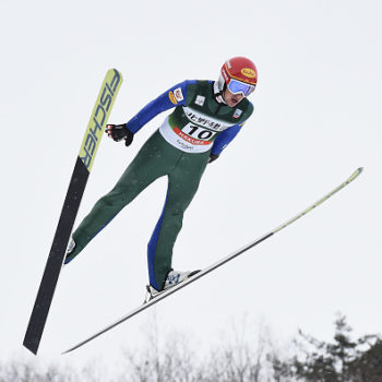 What is Nordic combined? This is the only all-male event at the 2018 Winter Olympics