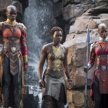 """You can listen to the entire """"Black Panther"""" soundtrack right now, and it will make you feel like a badass"""