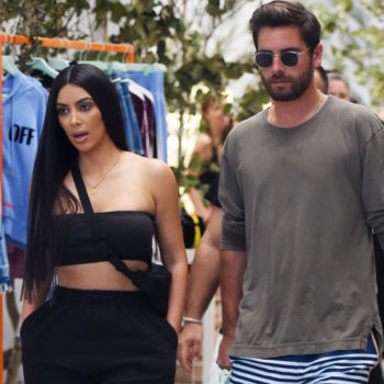 Scott Disick had no idea Kim Kardashian was expecting via surrogate, and someone needs to get on the family group text