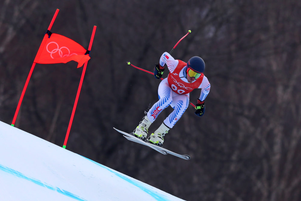 How fast are Olympic downhill skiers? Hint: really freaking fast