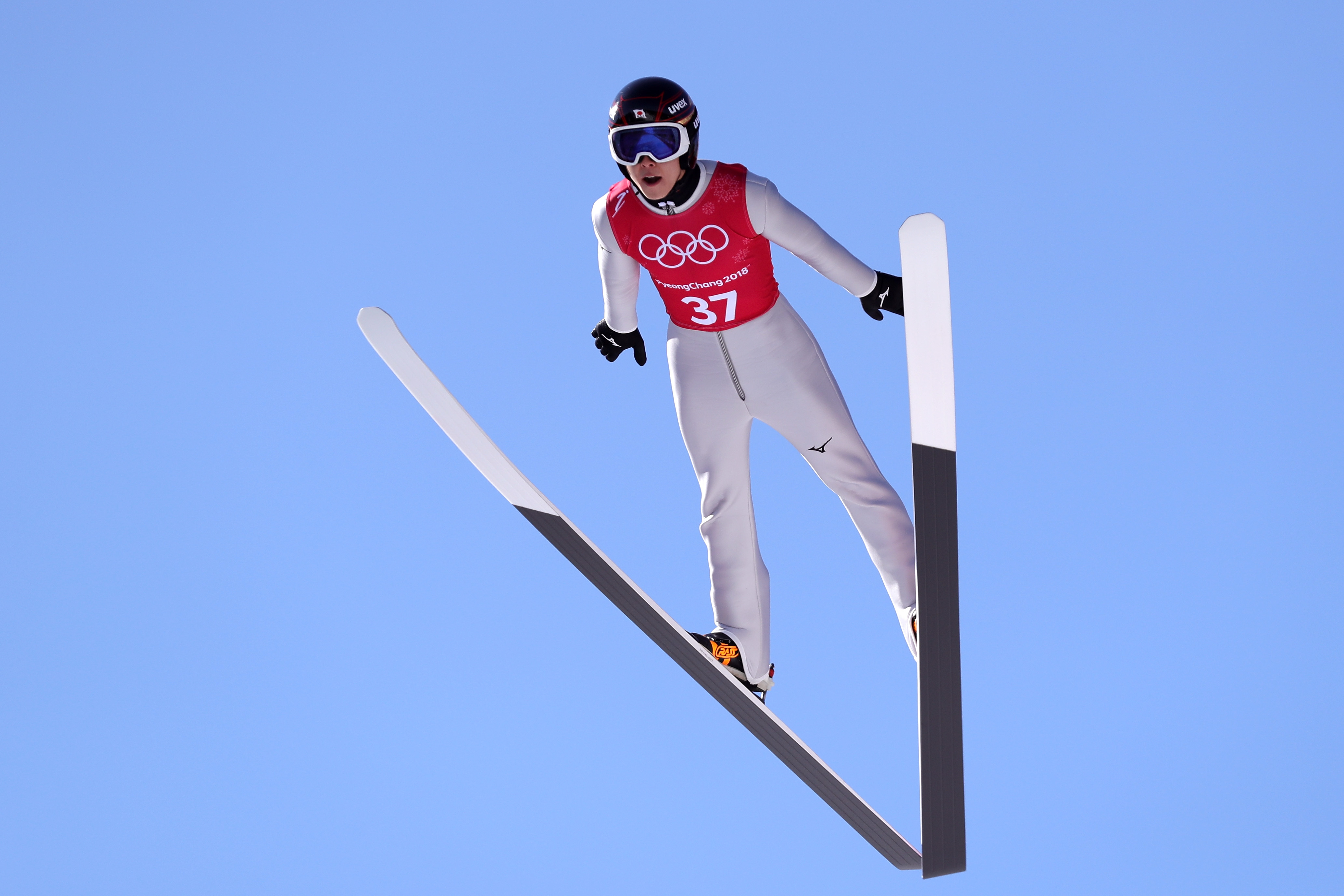 investigating a ski-jump essay Clearly, ski stiffness and adaptability to the terrain is an important consideration in the physics of skiing in the last section we will look at basic ski maintenance required for optimal performance.