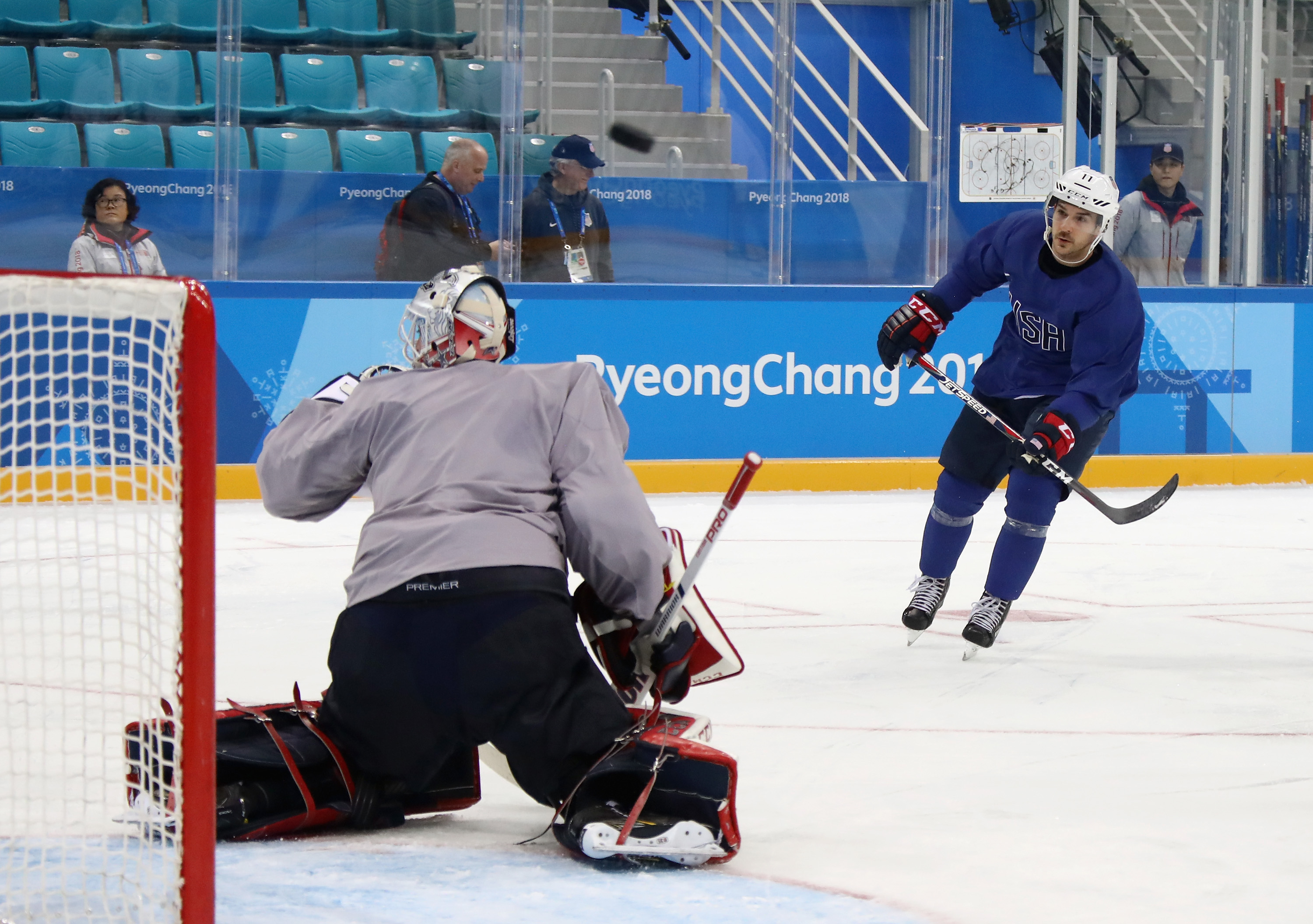 How long is a hockey game at the Olympics? Here's what to ...