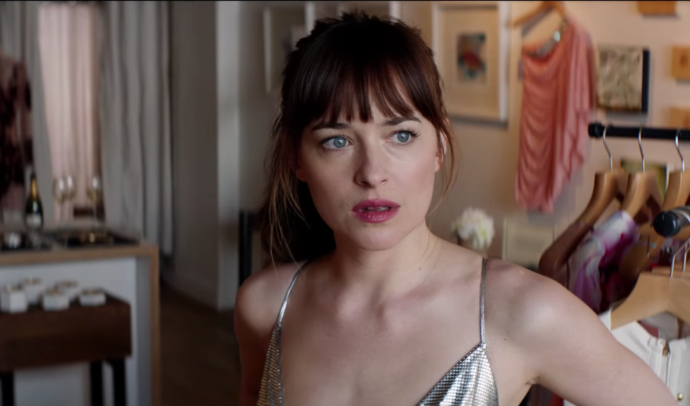 """The """"Fifty Shades Freed"""" Rotten Tomatoes score is cringe-worthy"""