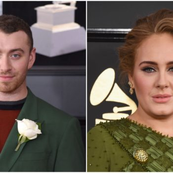 If you slow down Adele's voice, she sounds just like Sam Smith — and we can never unhear this