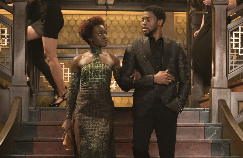 """Black Panther"" has grossed more than ""Justice League"" did in its entire run — and that's just *one* record it shattered this weekend"