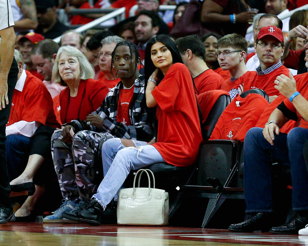 Do Kylie Jenner and Travis Scott live together? Here's the latest with Stormi's parents